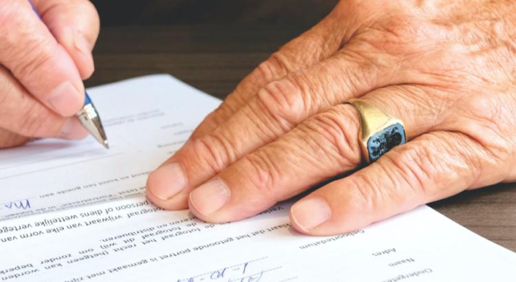 Scheidungsvereinbarung