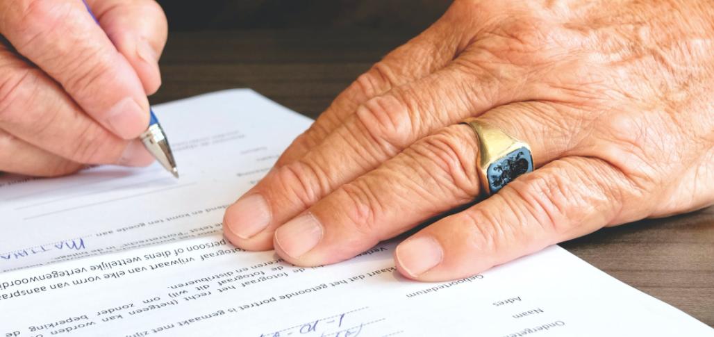 DieScheidungsvereinbarung– Sichere Regelung für den Fall der Fälle